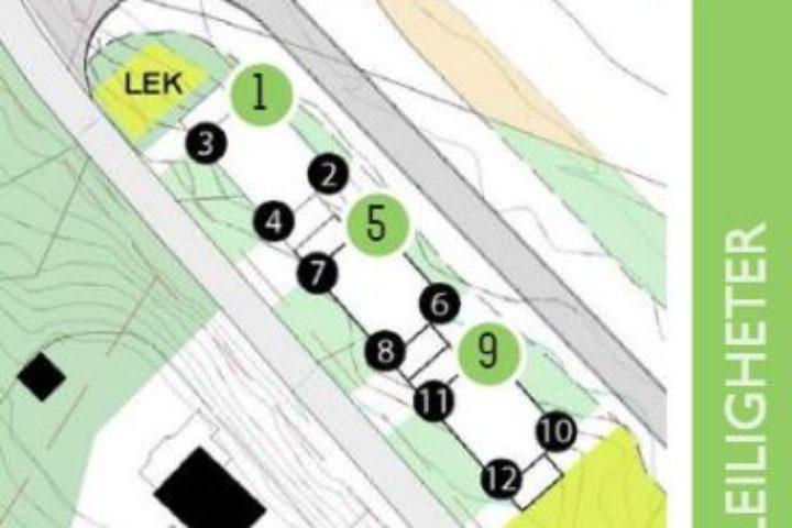 Ringstadjordet nr. 1 (Leilighet nr. 1 – 1. etg.)