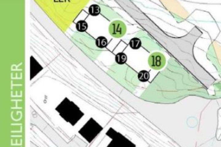 Ringstadjordet nr. 19 (Leilighet nr. 18 – 1. etg.)